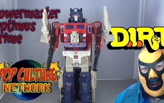 Formers Friday - Powermaster Optimus Prime