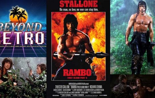 Beyond Retro Episode 15 - Rambo First Blood Part II