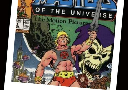 Fans of Power Episode 47 - Super 7/4 Horsemen, Sacred Cows, and The Movie Comic!