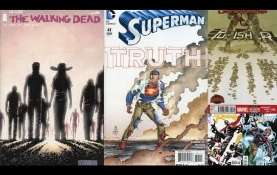 DiRT's Vine Comic Reviews for 6-24-15