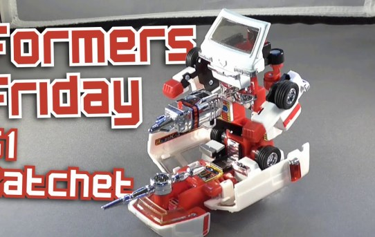 Formers Friday - G1 Ratchet (Encore)