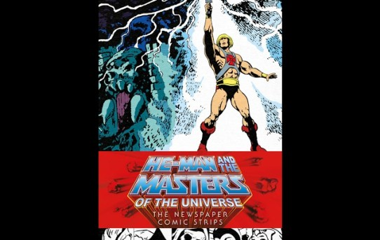 Masters of the Galaxy Episode 13 - Super 7 and Newspaper Strips