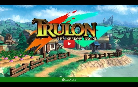 DiRT Plays Trulon: The Shadow Engine!