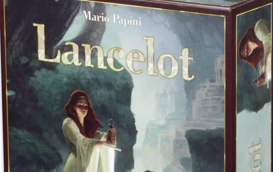 Become First Knight in Lancelot - Available Now!