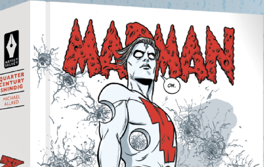 IDW Limited's Madman Artist Select Hardcover Celebrates 25 Years of Madman