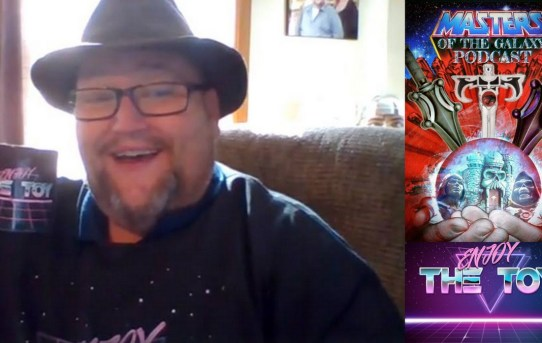Masters of the Galaxy Episode 54 - Enjoy The Toy with Chris Hummell
