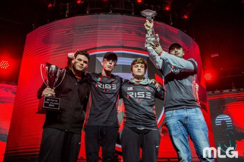 RISE NATION CROWNED CHAMPION OF THE CWL ATLANTA OPEN