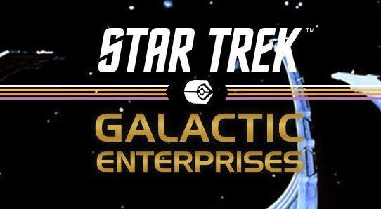 Star Trek: Galactic Enterprises - COMING SOON and FEATURED AT GAMA
