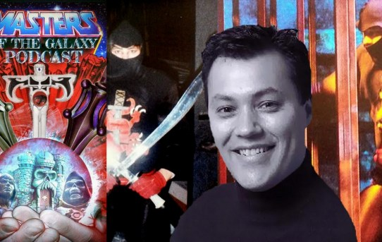 Masters of the Galaxy Episode 60 - Interview with NINJOR/Gus Parks!