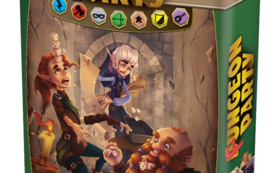 Fungeon Party! A Fun, Untraditional Dungeon Adventure! - COMING SOON