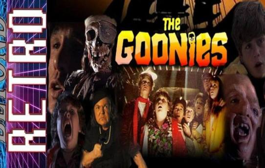 Beyond Retro Episode 38 - The Goonies