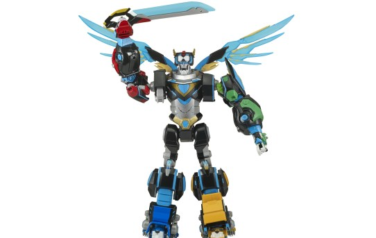 Playmates Toys To Debut New Voltron Hyper-Phase Legendary Lions at SDCC 2018