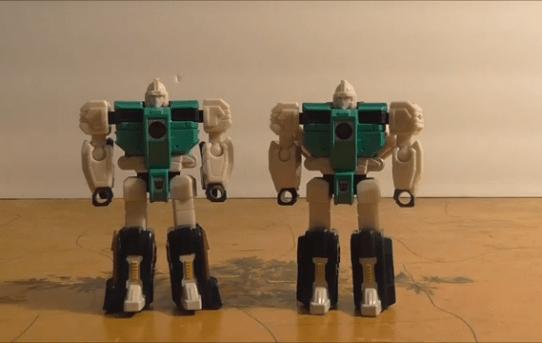 Formers Friday - Decepticon Clone Pounce