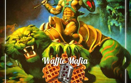 Waffle Mafia Episode 36 - Battle Cat