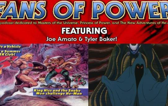 """Fans of Power Episode 154 - Character Spotlight: Dark Dream & """"The Armies Of King Hiss"""""""