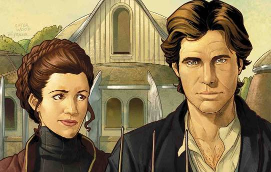 STAR WARS #57 Preview