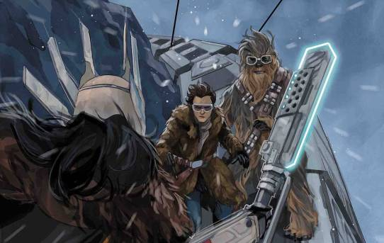 STAR WARS SOLO ADAPTATION #2 (OF 7) Preview
