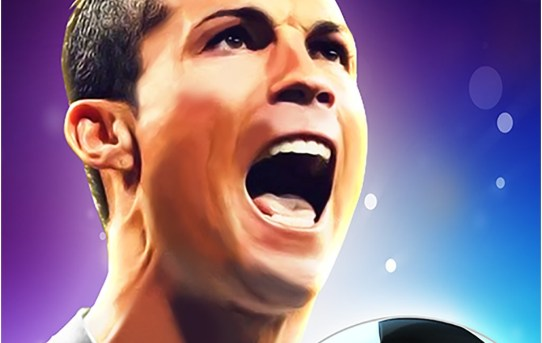 Play with Cristiano! Sports Star Launches Official Soccer Game - Cristiano Ronaldo: Soccer Clash!