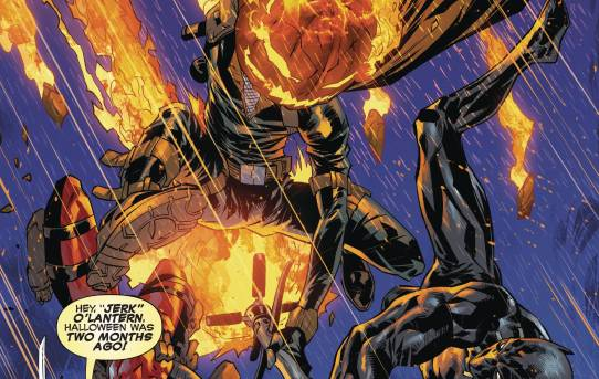 BLACK PANTHER VS DEADPOOL #3 Preview