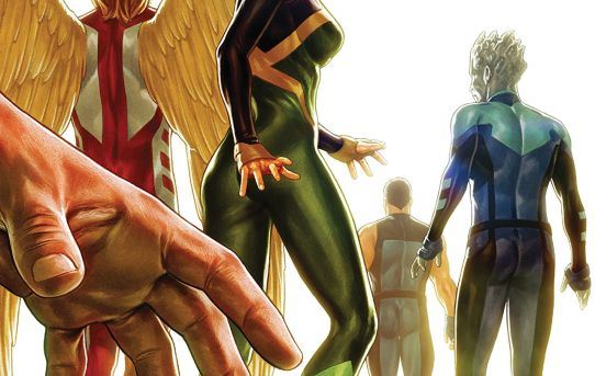 EXTERMINATION #5 (OF 5) Preview
