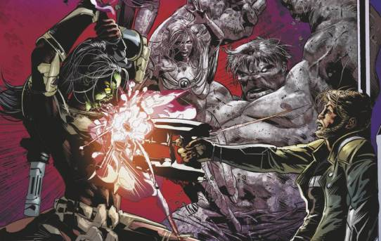 INFINITY WARS #6 (OF 6) Preview
