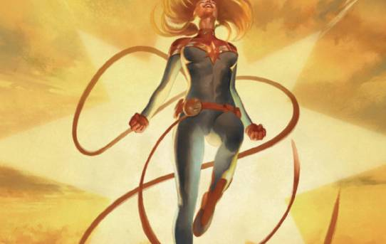 LIFE OF CAPTAIN MARVEL #5 (OF 5) Preview