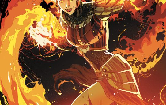 MAGIC THE GATHERING CHANDRA #1 Preview
