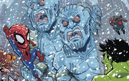 MARVEL SUPER HERO ADVENTURES FROST GIANTS #1 Preview
