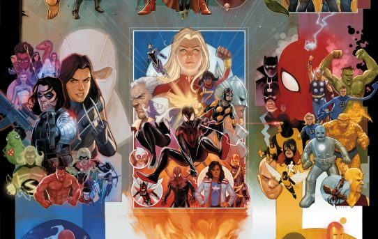 Celebrate Marvel's 80th Anniversary with Covers by Phil Noto!