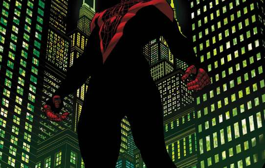 Miles is Back in MILES MORALES: SPIDER-MAN #1!