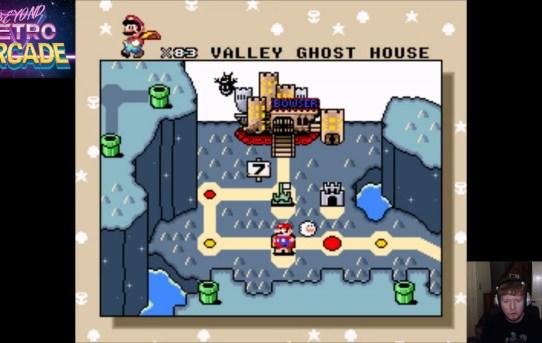 Beyond Retro Arcade - Super Mario World Part 2
