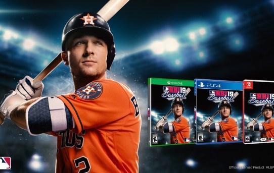 Bregman Unveiled As R.B.I. Baseball 19 Cover Athlete