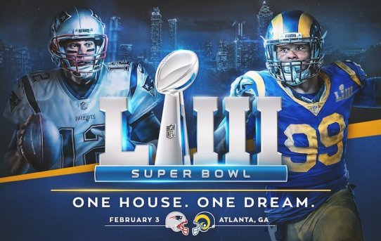 Americans Will Wager $6 Billion on Super Bowl LIII