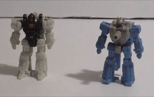 Formers Friday - Firedrive and Blowpipe