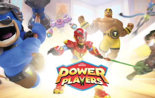 """""""ZAG HEROEZ™: POWER PLAYERS™"""" TO DEBUT ON CARTOON NETWORK - Playmates Toys Named Master Toy Licensee"""