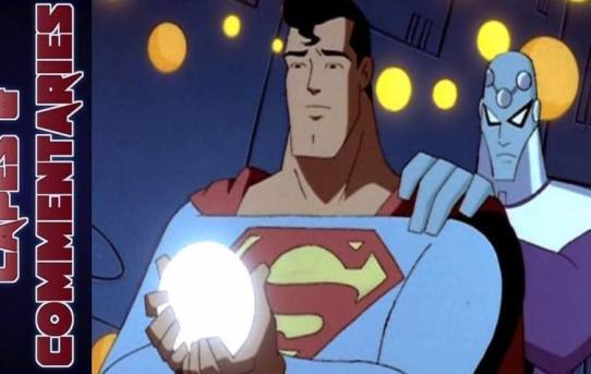 "Capes and Commentaries #41 - Superman TAS ""Stolen Memories"""