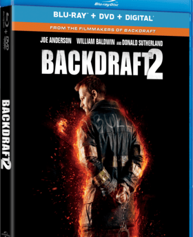 Backdraft 2 Comes To Blu-ray, DVD & Digital On 5/14