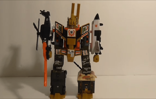 Formers Friday - Combaticons Bruticus KO Review