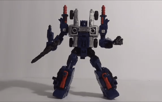 Formers Friday - COG WEAPONIZER FIGURE REVIEW