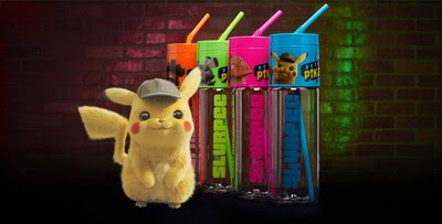 """POKÉMON Detective Pikachu"" Comes to 7-Eleven® with AR Experiences, Dollar Drinks and Exclusive Products"