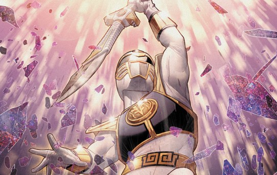 A New Team of Rangers Debut in Mighty Morphin Power Rangers #40