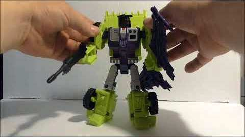 Formers Friday – Scrapper Review
