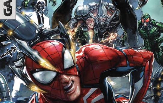 SPIDER-MAN CITY AT WAR #4 (OF 6) Preview