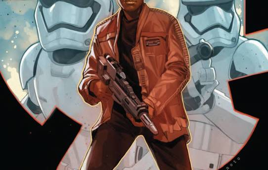 STAR WARS AGE OF RESISTANCE FINN #1 Preview