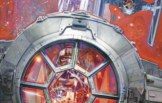 STAR WARS TIE FIGHTER #3 (OF 5) Preview
