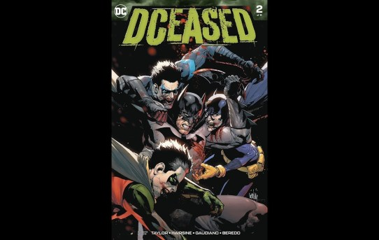 Comic Book Chronicles Ep. 316: 25 Justice Leagues Under DCeased