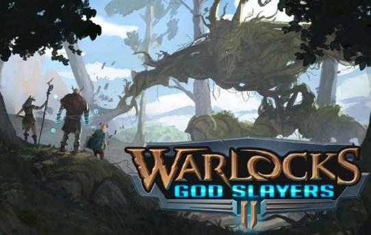 Warlocks 2: God Slayers - Now Available On Nintendo Switch!