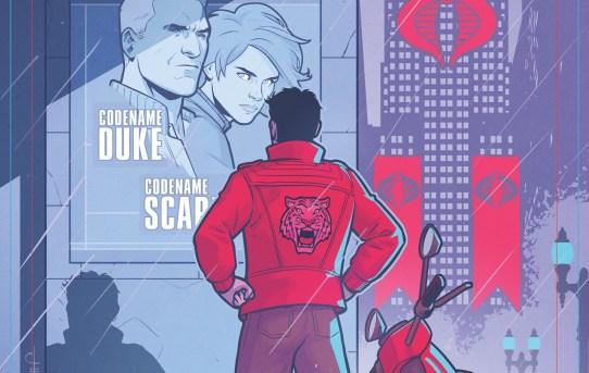IDW Insurgents Print New G.I. JOE Comic Book in Defiance of Cobra's Absolute Control