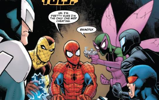 AMAZING SPIDER-MAN #26 Preview