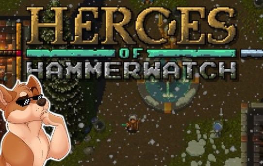 Heroes of Hammerwatch Review